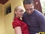 Fhuta - Russian daughter learn from dad&'s friend