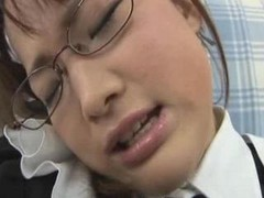 Yui Shirasagi Japanese model gets a finger in her tight anus 7 by AssNippon