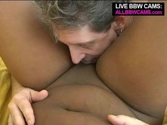Shapely Ebony Chick Enjoys Fellatio And Sex