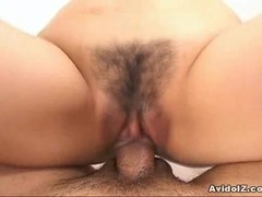 Sexy Japanese Gal Maho Sawai Gets Insanely Banged By One Stiff Cock